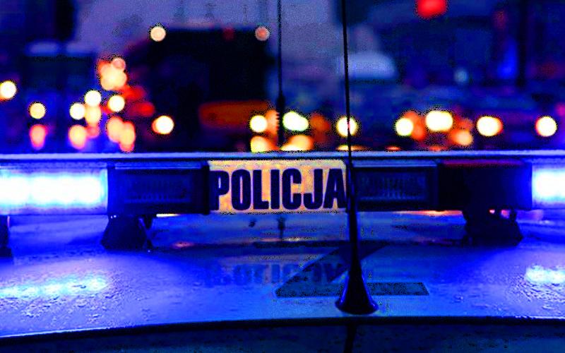 Policja złapała kibiców!
