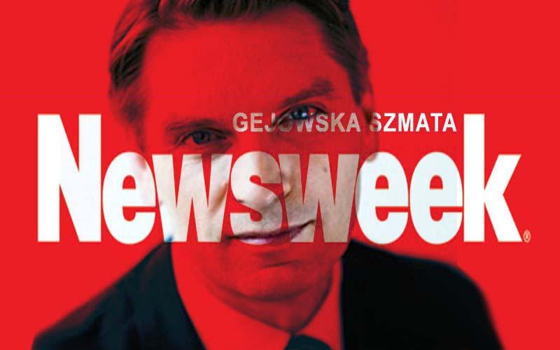 newsweek uczy Legię