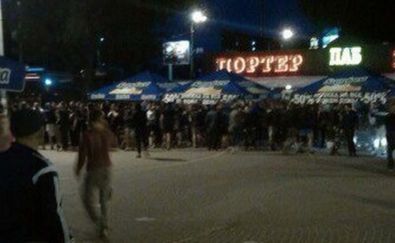 Legia w Kijowie