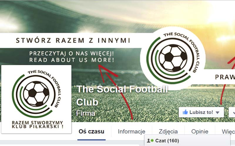 social footbol club