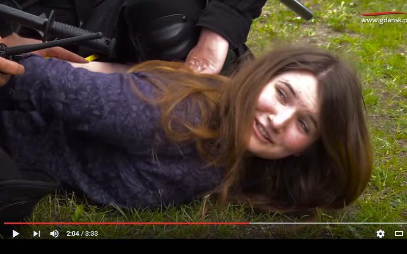 Marysia Kołakowska powstrzyma bandytów!
