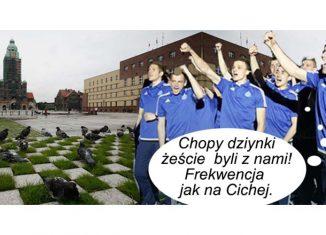 Torcida RŚ – relacja!
