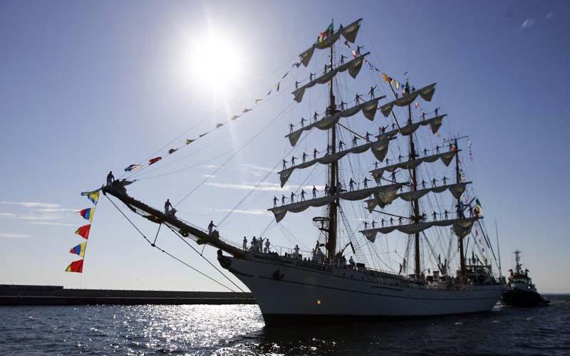 Kibole kontra marynarze!