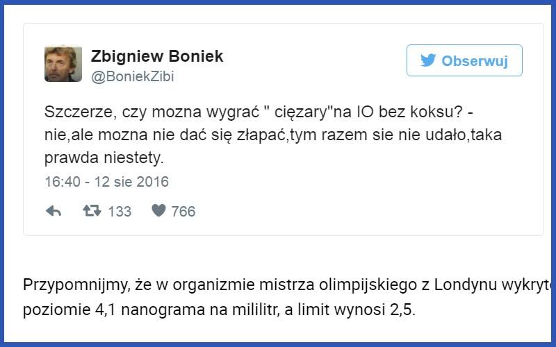 Boniek o Zielińskim!