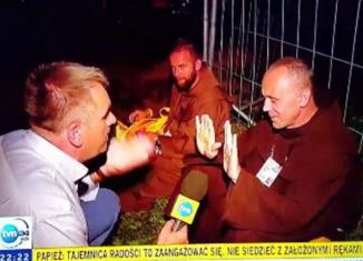 Kibole, policja i TVN!
