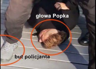 Popek aresztowany!