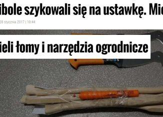 Ustawka Kiboli w Rudzie Śląskiej!
