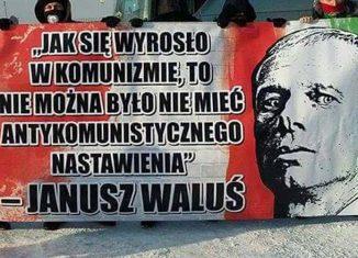 Legioniści dla Janusza Walusia