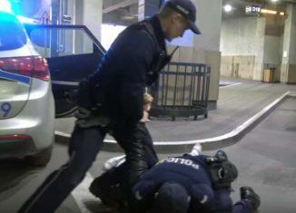 Policja bije Wardęgę, Stonoga zabiera głos!