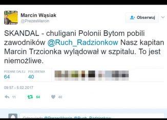 Kibole Polonii rządzą w Bytomiu?
