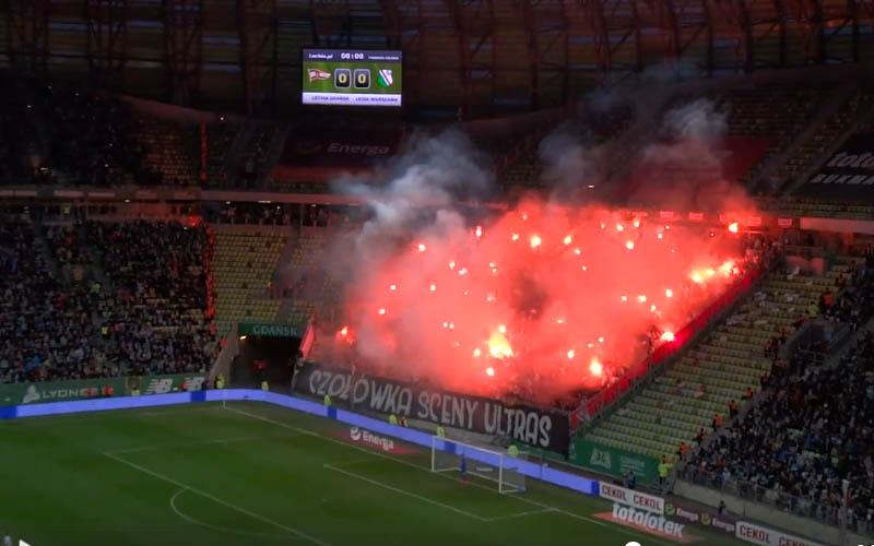 Legia wjeżdża do Gdańska!