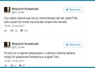 Łukasz Jurkowski ocenił wpis Kowala
