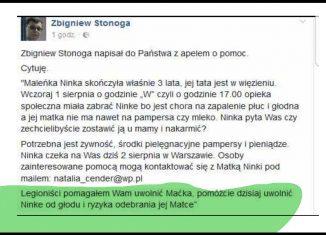 Zbigniew Stonoga i Maciek Dobrowolski!
