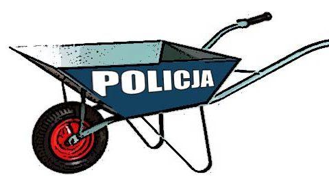 Biedna nasza policja!
