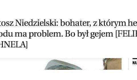 Bartosz Niedzielski bohater